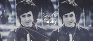 Ukiss's Xander banner by Dongn