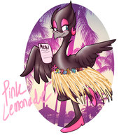 Point Adoptable: Pink Lemonade by JovialNightz