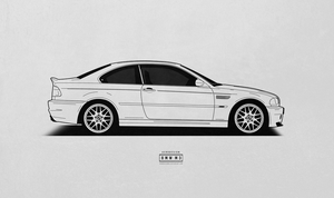 BMW M3 / E46 by AeroDesign94