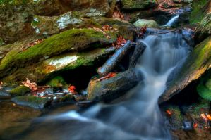 Ayer Gap Falls by mikewheels