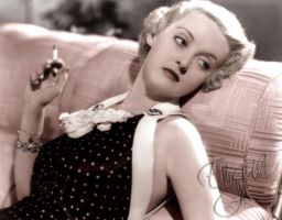 Bette Davis by BooBooGBs