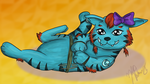 TrollDruid (World of Warcraft) by Chibi-Aura