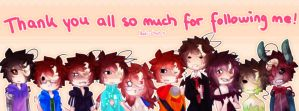 Thank you so much! by Nadi-Chan