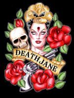 Death Jane by tainted-orchid