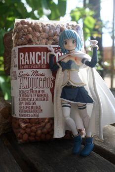 Pinquito Beans by here-and-faraway