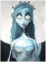 corpse bride by ysellyra