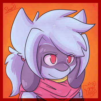 Shelley The Riolu Icon 2016 by The-Coolly-Artist