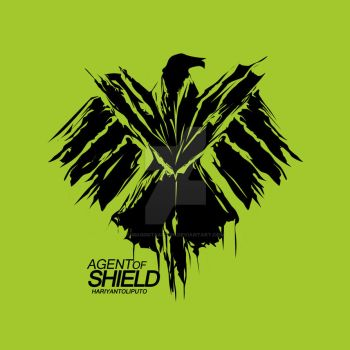 Agent Of Shield Logo by maggotsaid666