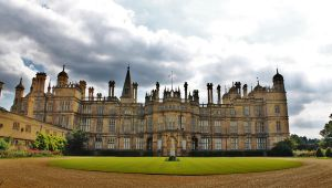 Burghley House 2 by HexeMistelzweig