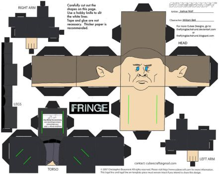 Fringe3: William Bell Cubee by TheFlyingDachshund
