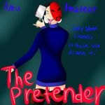 Cover Art (?): The Pretender by Amu-Amateur