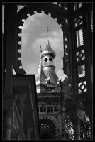 Framed Minarets by tyt2000
