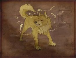 Legend Of The Thunder Dogs by ElementalSpirits