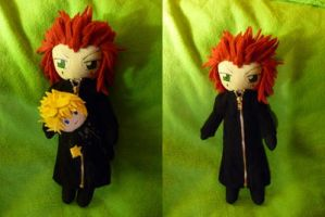 Axel Plushie by Plushbox
