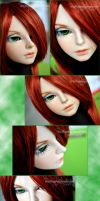 Face up Luts Luwen Female 2 by fransyung