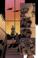 Peter Panzerfaust #8 Page 1 by angieness