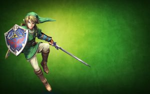 Link Green Wallpaper by Nolan989890