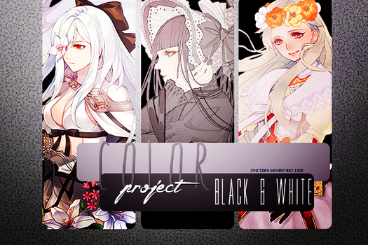 Black and white by xVictory