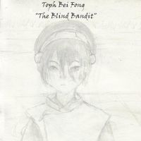 Toph Bei Fong by Valkyrie-Fire