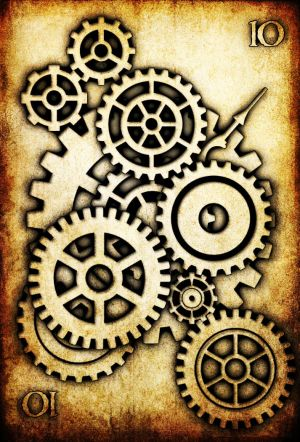 Ten of Cogs