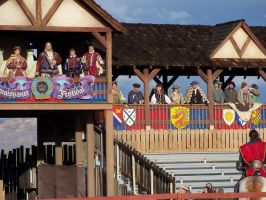 Renaissance Festival Wallpaper by TimelordWitch10