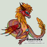 RoosterBlue: Bai XuXu by AmaDoptables