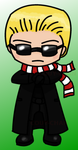 Mr Albert Wesker by Couy-Chan