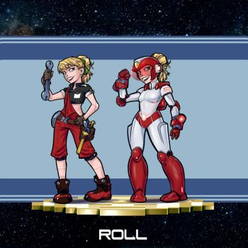 MMRedesign: Roll by AdamWithers
