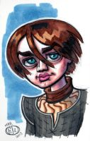Arya Stark by Chad73