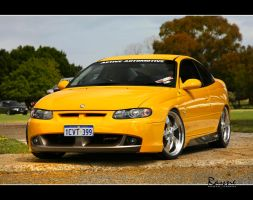 Active GTS Supercharged Coupe by RaynePhotography