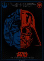 May The 4th Be With You 2012 by Fluorescentteddy