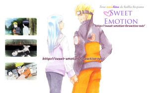 NaruHina Wallpaper by Sweet-Emotion-Forum
