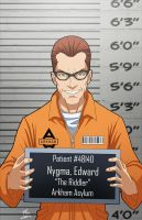 Edward Nygma locked up by phil-cho