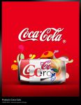 CocaCola Products by Ahmed-espaniA-Design