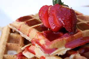 Strawberry Waffle 9 by laurenjacob