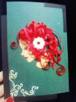 paper art - quilling by AllyEdFrown