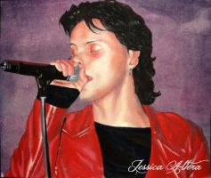 Ville Valo by poisonillustration