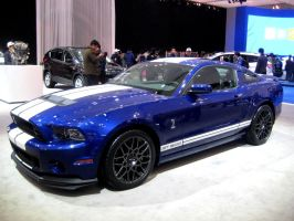 Shelby Mustang GT500R 678 bhp Monster by toyonda