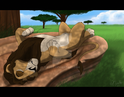 Its called relaxing. by Kuot
