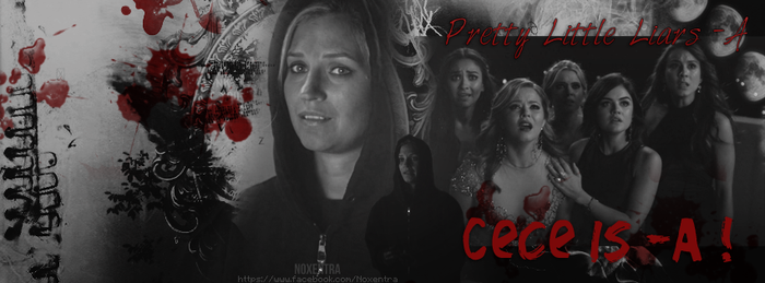 Pretty Little Liars -A by N0xentra