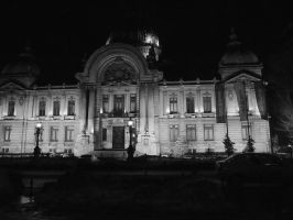Bucharest, CEC by ddmkro