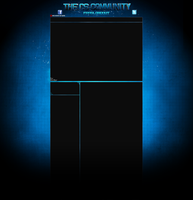 Youtube Layout -TheCSCommunity by 1337thriller