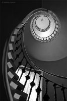 Spiral staircase by NathalieHannes