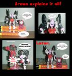 Arcee explains it all by jimsupreme