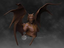 Lucifer 'Morning Angel' by skullbeast