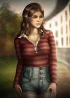 University Girl by LucidDesignFX