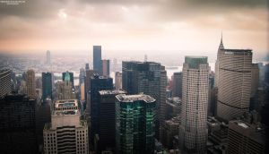 New York horizon 2 by The-proffesional