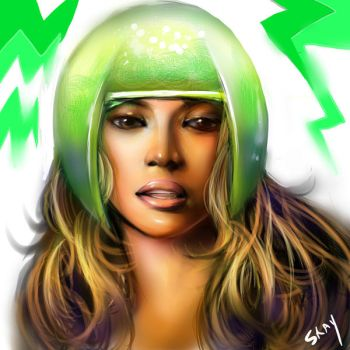 Mel-YONCE by Sukesha-Ray