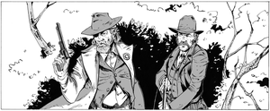 True Grit: Mean Business Panel by MrRiktus