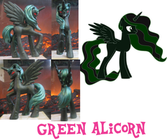 Green Alicron from Fallout: Eq by Hope-Loneheart